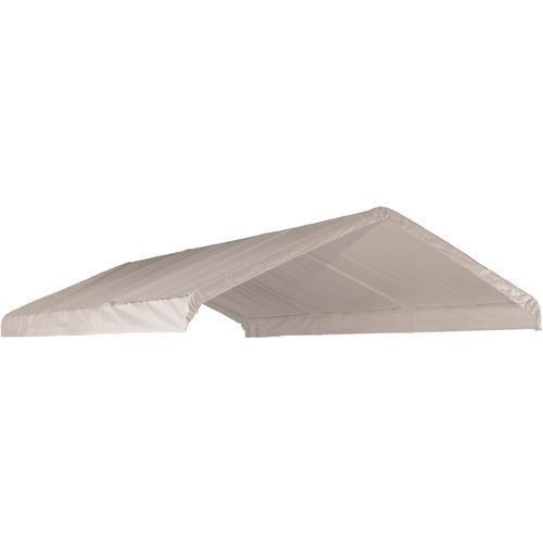 ShelterLogic Super MaxTM 12 X 20 Replacement Canopy Cover White