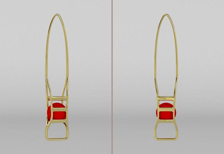 Charm - Vhernier - Design by Ludovica + Roberto Palomba