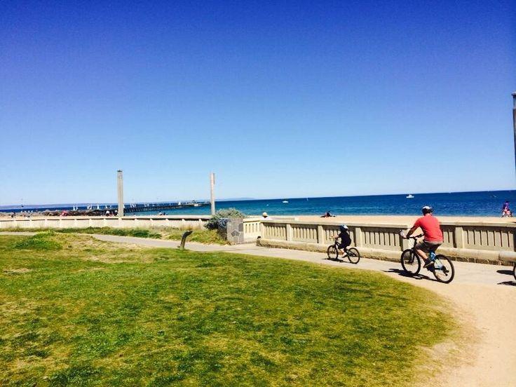 Mordialloc beach, Melbourne, Victoria, Australia
