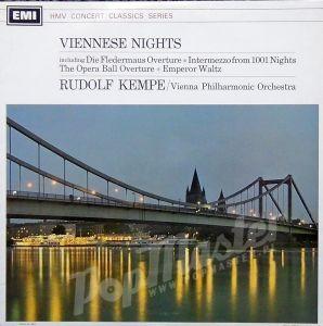 Viennese Nights Rudolf Kempe Vienna Philharmonic Orchestra SXLP 30083