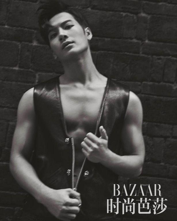 Jackson Reveals B Cuts From his Photo Shoot with Harper's Bazaar | Koogle TV