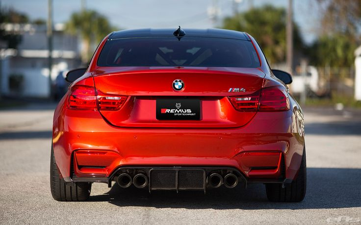 [US RELEASE] Remus F8X M3/M4 Sport Exhaust System