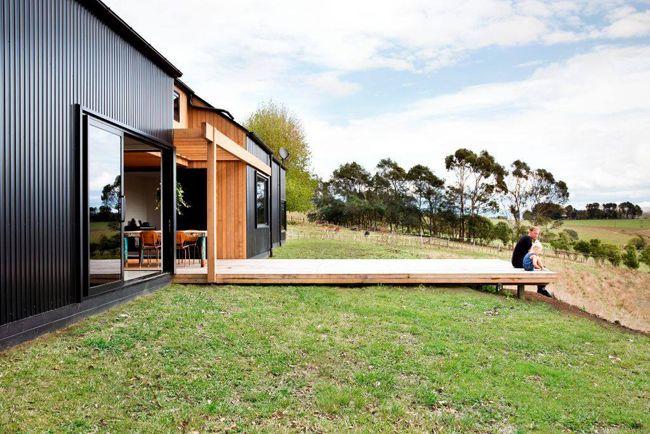 FANCY! Design Blog   NZ Design Blog   Awesome Design, from NZ + The World: Award-winning NZ Modern Barn