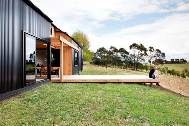 FANCY! Design Blog | NZ Design Blog | Awesome Design, from NZ + The World: Award-winning NZ Modern Barn