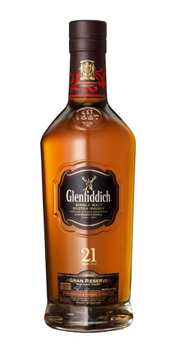 Glenfiddich 21 Year Old Gran Reserva - our special occasion bottle