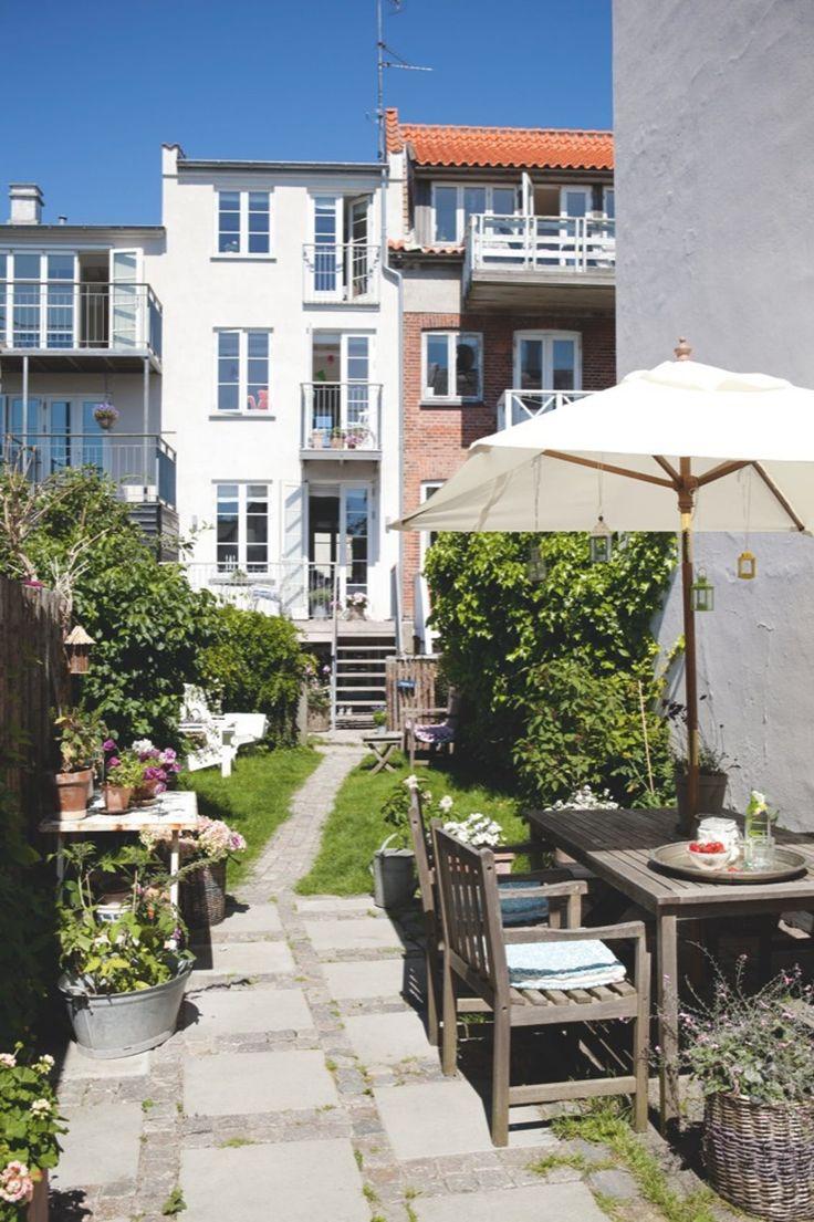 Christina og Claus forelskede sig i huset ved havet og forvandlede den trange bolig til et leverum for hele familien