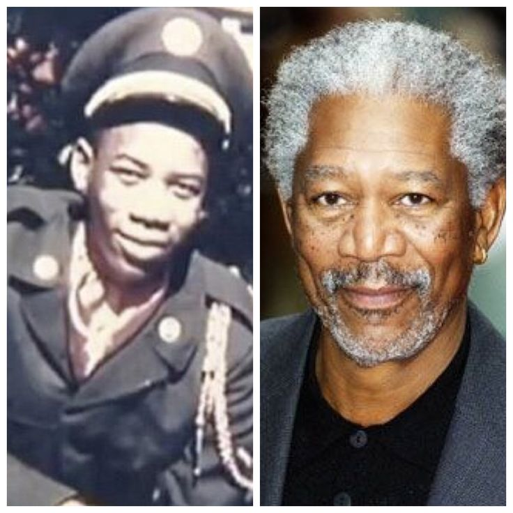 Morgan Freeman (born June 1, 1937) is an American actor, film director, and narrator.  In 1955, he graduated from Broad Street High School, but turned down a partial drama scholarship from Jackson State University, opting instead to serve as a radar technician in the United States Air Force.