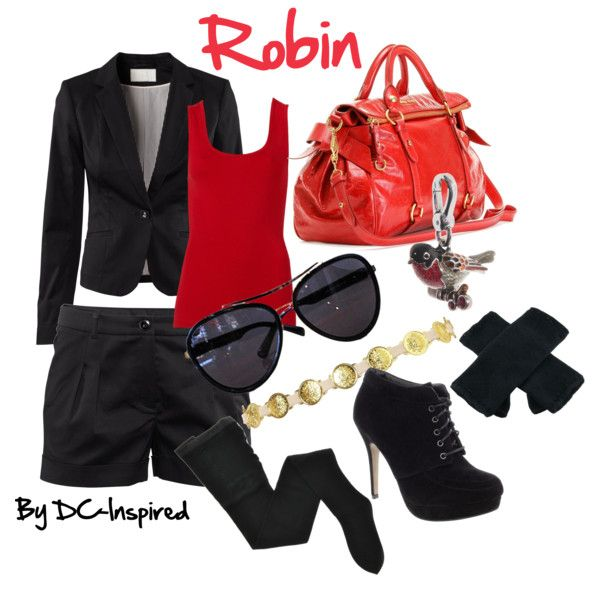 """""""Robin"""" by dc-fashion on Polyvore"""