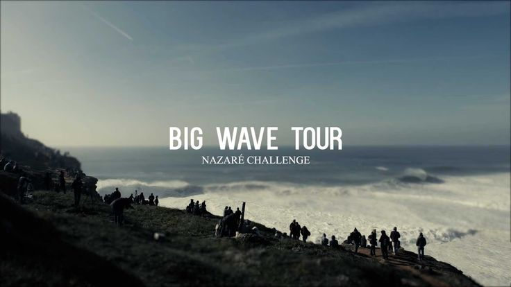 Big Wave Tour - Nazaré Challenge by Visit Portugal | Nazaré hosted its first WSL Big Wave Tour event, the Nazaré Challenge, in December 2016. Praia do Norte is an essential surf spot location for the big waves enthusiasts. Find out why!