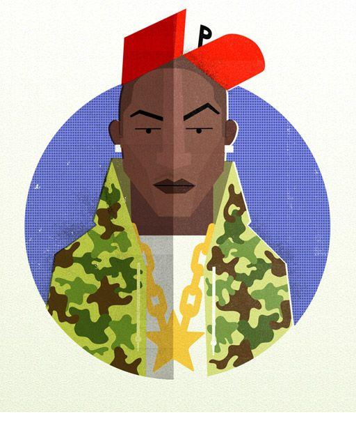 rapper - Pharrell