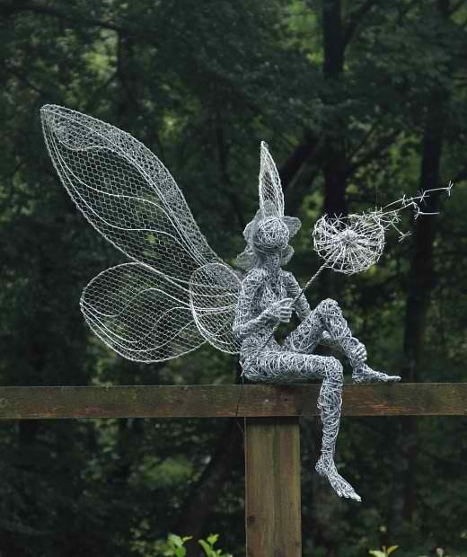 Sculptures by Robin Wight