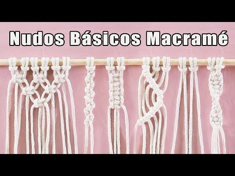 How to make macrame owl wall hanging stepbystep DIY tutorial part of 2 Link to Part II Owl fluffy eyes In this tutorial you will learn how to create macrame owl wall hanging. If you already know basic macrame knots this video will be eas Diy Macrame Wall Hanging, Macrame Plant Hangers, How To Do Macrame, Macrame Owl, Macrame Design, Macrame Projects, Macrame Patterns, Knots, Diy Tutorial