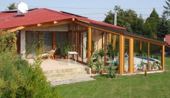 Idee inchidere terasa pe timp de iarna