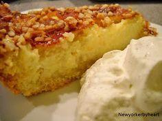 Æblekage med marcipancreme og kanel (Magasinet Mad! nr. 9/2011) og Apple Butter……………….
