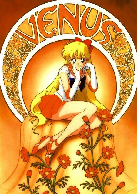 Naoko Takeuchi, Toei Animation, Bishoujo Senshi Sailor Moon, Sailor Venus, Minako Aino