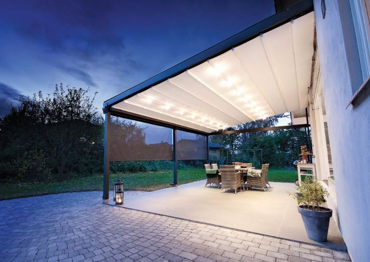 17 best ideas about toile pergola on pinterest toile - Pergola alu toile retractable ...