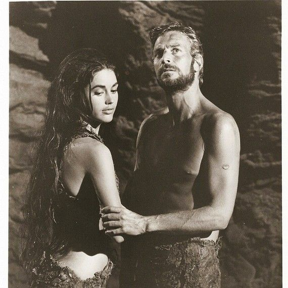 Beneath the Planet of the Apes (1970) Linda Harrison James Fransiscus