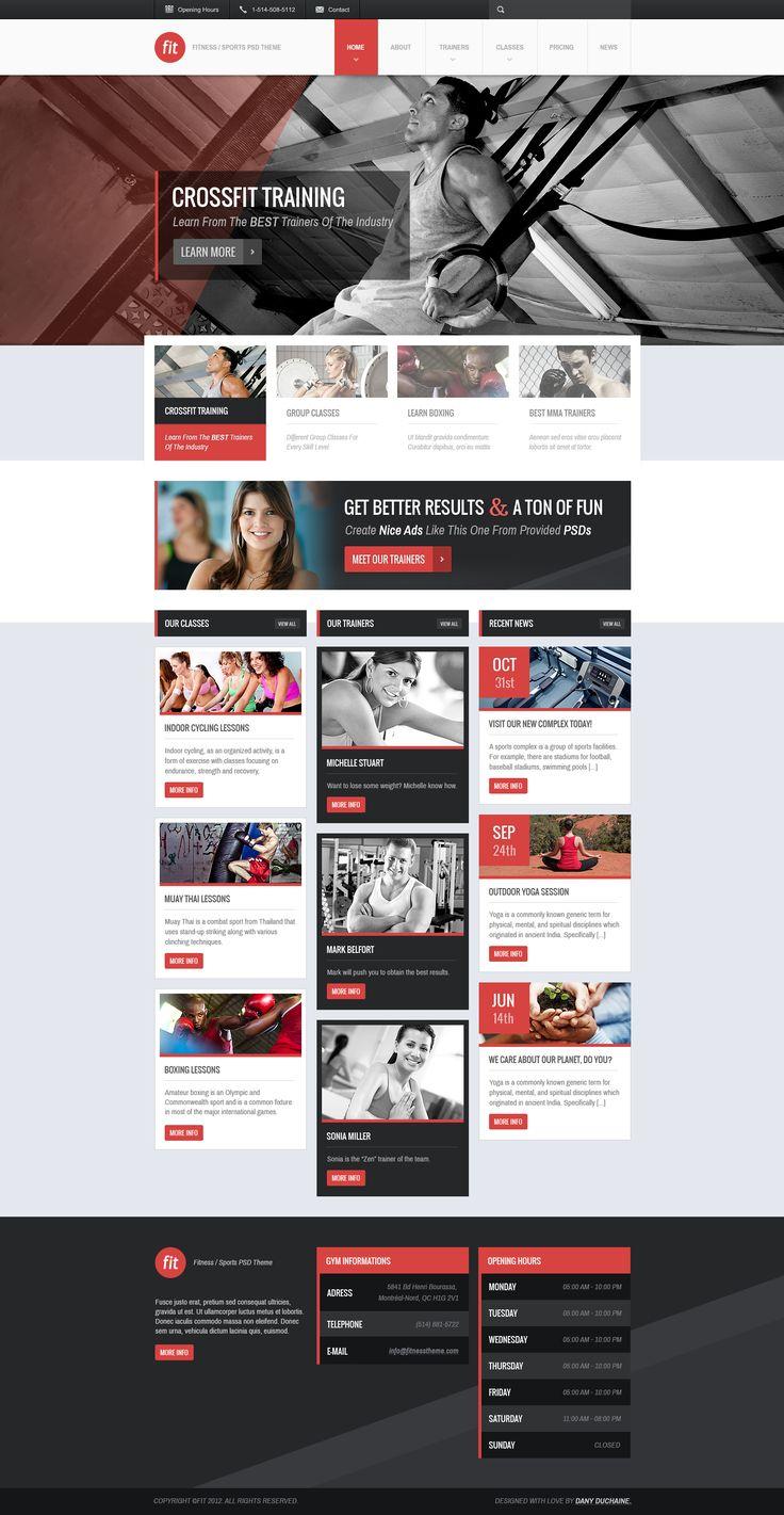 beautiful wordpress theme | #webdesign #it #web #design #layout #userinterface #website #webdesign < repinned by www.BlickeDeeler.de