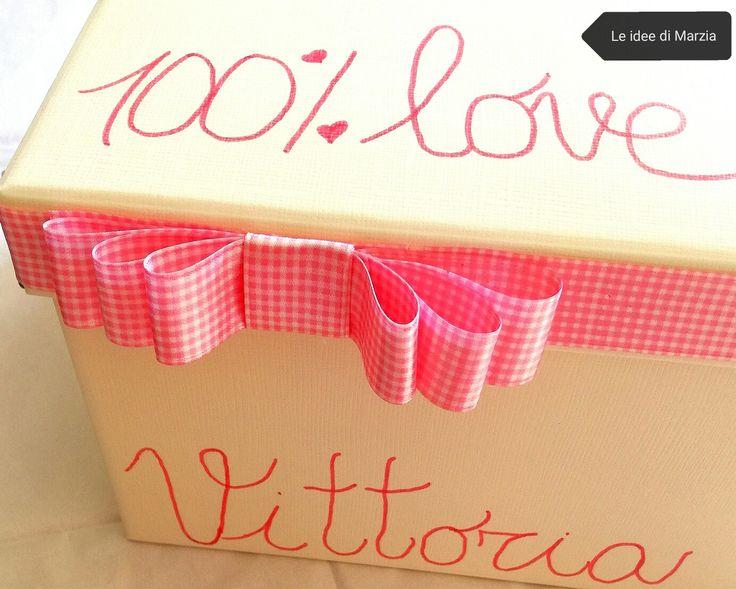 www.leideedimarzia.wordpress.com Fiocchi nascita