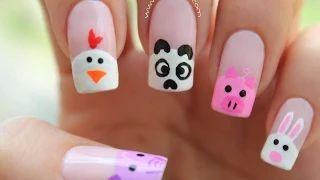 tutoriales decoracion de uñas - YouTube
