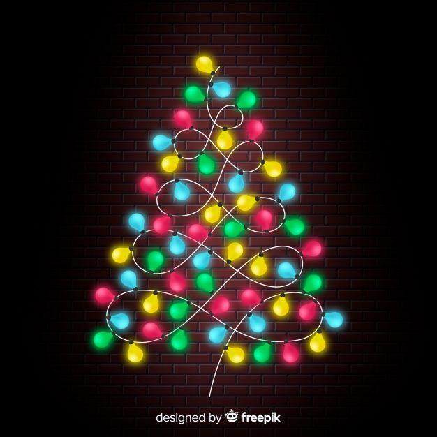 Download Colorful Light Garland Christmas Tree Background For Free Christmas Tree Background Christmas Garland Light Garland