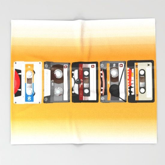 The Cassette or tape was used very common and popular in the mid-sixties, he has resisted the advent of the CD in the eighties and nineties, to quickly fall into disuse in the early two thousand years. I enjoyed giving him an even visual expression.  #society6 #angelolarocca #skins #ipod #iphone #ArtPrints #rugs #WallTapestries #Tshirts #LEGGINGS #miusic #cassetta #tape