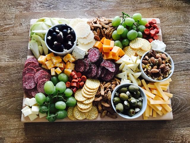 Getting Fancy with Charcuterie – lauren mitchell