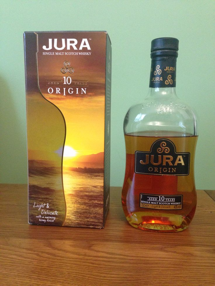 Jura (Origin) - Aged 10 Years - Single Malt