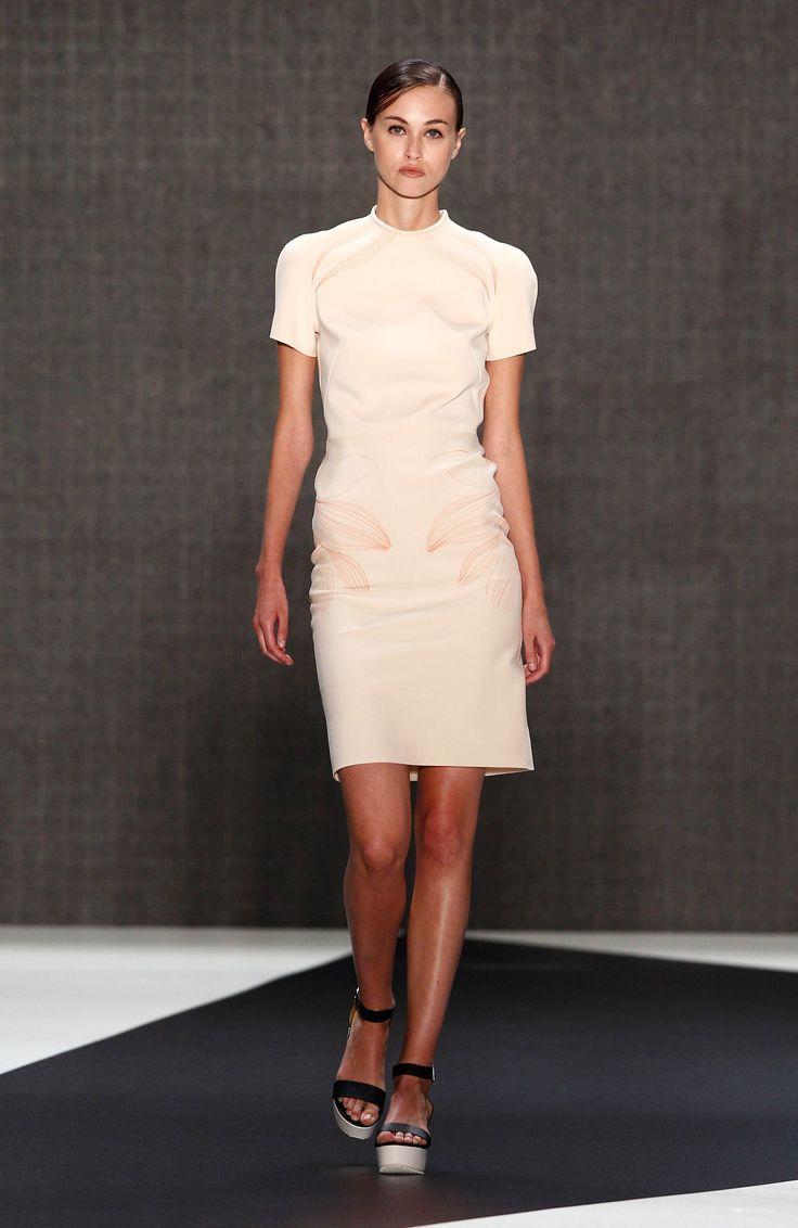 Look 4: Bloom Dress