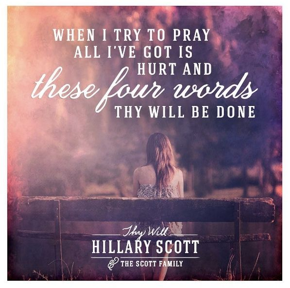 Lady Antebellum's Hillary Scott Cries Out to God With ...