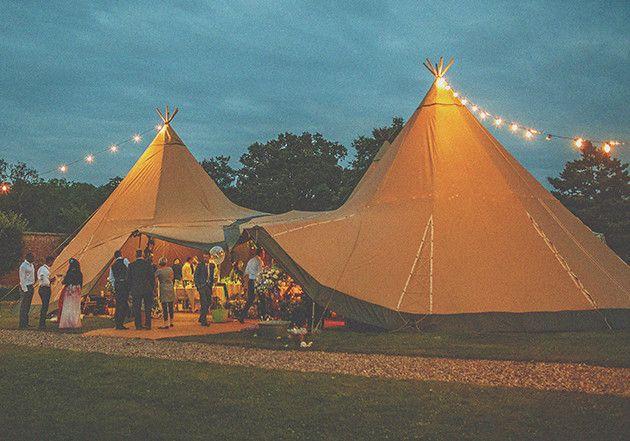 English Tipi Wedding | Howell Jones Photography | Bridal Musings Wedding Blog 40