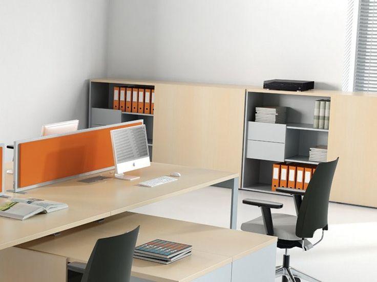 Офисные шкафы для документов - Zig Zag - http://mebelnews.com/ofisnye-shkafy-dlya-dokumentov-zig-zag