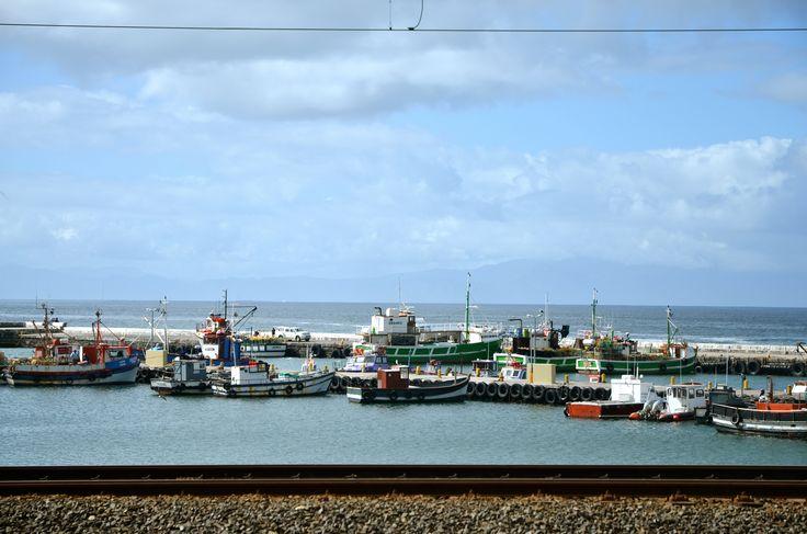 Local fishing boats. #CapeTown #SeaView #KalkBay