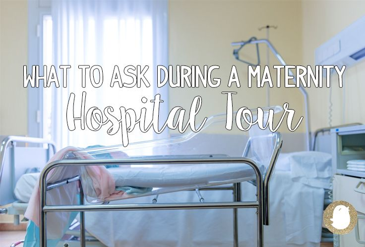 If you're planning on having your baby at a hospital, it's important to know where you are going, where to park, and what your hospital is going to be likewhen you're having your baby. Signing up for a hospital tour is an absolute must-do during your pregnancy! Hospital tours are free, and setting up a time to visit is easy to do! A lot of hospitals have their tour times listed on their website that you can sign up for, or you can call your hospital to reserve your spot. Also, your partner…