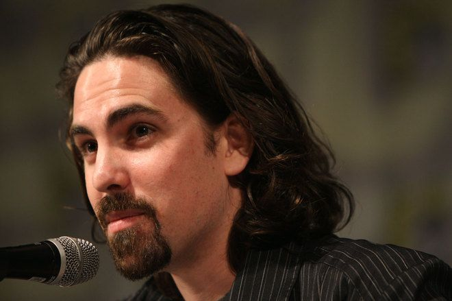 Bear McCreary, the guy who makes the awesome soundtracks for things like Battlestar Gallactica, Eureka, The Cape, etc...