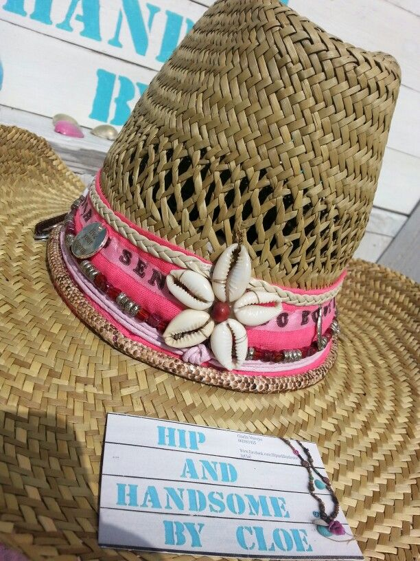 Ibiza Hats Made by Hip and Handsome Amsterdam