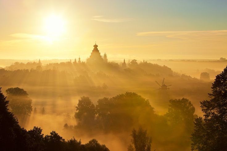 New-Jerusalem monastery of Resurrection, Russia