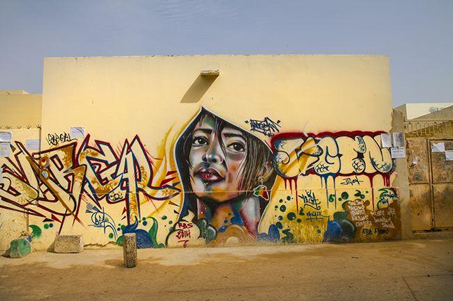 Dakar, Senegal.