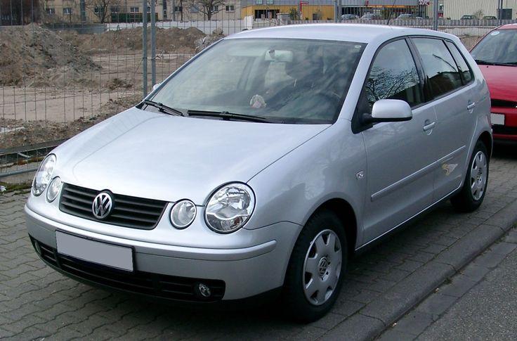 2002 Volkswagen Polo Mk 4