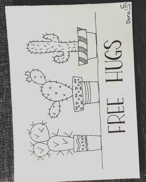 'Free Hugs'
