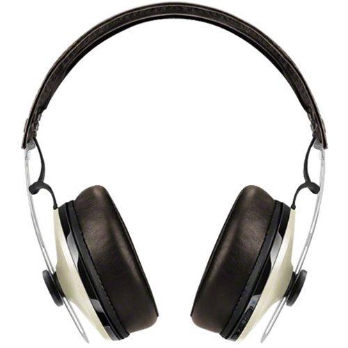 Sennheiser - HD1 Wireless Over-the-Ear Noise Canceling Headphones - Ivory