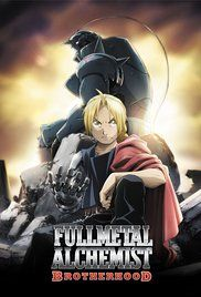 Fullmetal Brotherhood Season 5. Two brothers search for a Philosopher's Stone after an attempt to revive their deceased mother goes awry and leaves them in damaged physical forms.