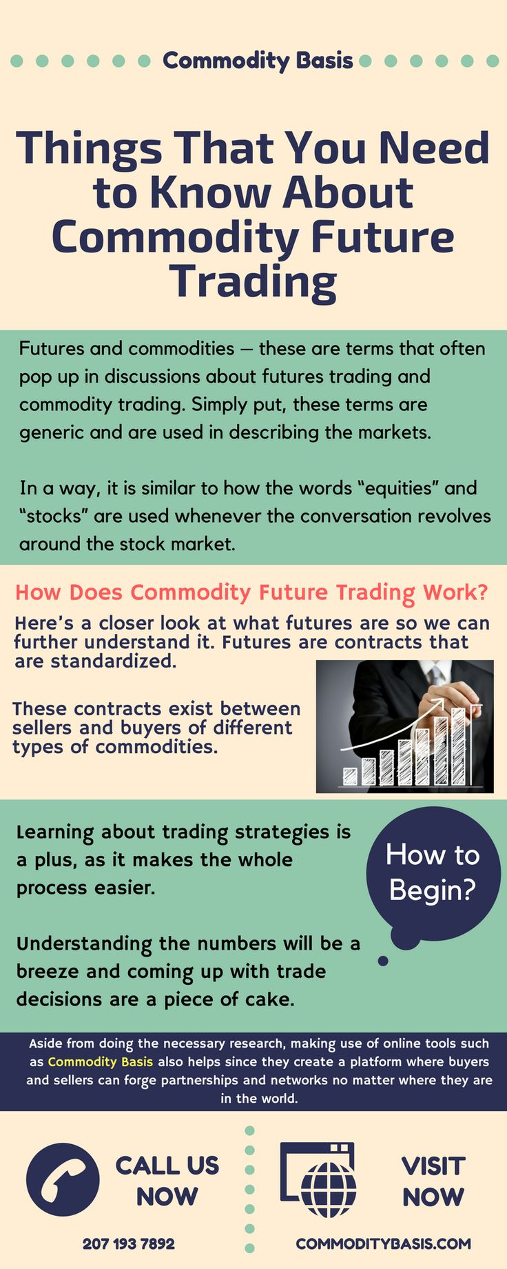 Take look over some basic ideas about Commodity Future Trading by Commodity basis. Get live Commodity prices for Global stock markets, real-time updates on futures prices, commodity cash for commodities trading. Commodity Basis also helps since they create a platform where buyers and sellers can forge partnerships and networks no matter where they are in the world.