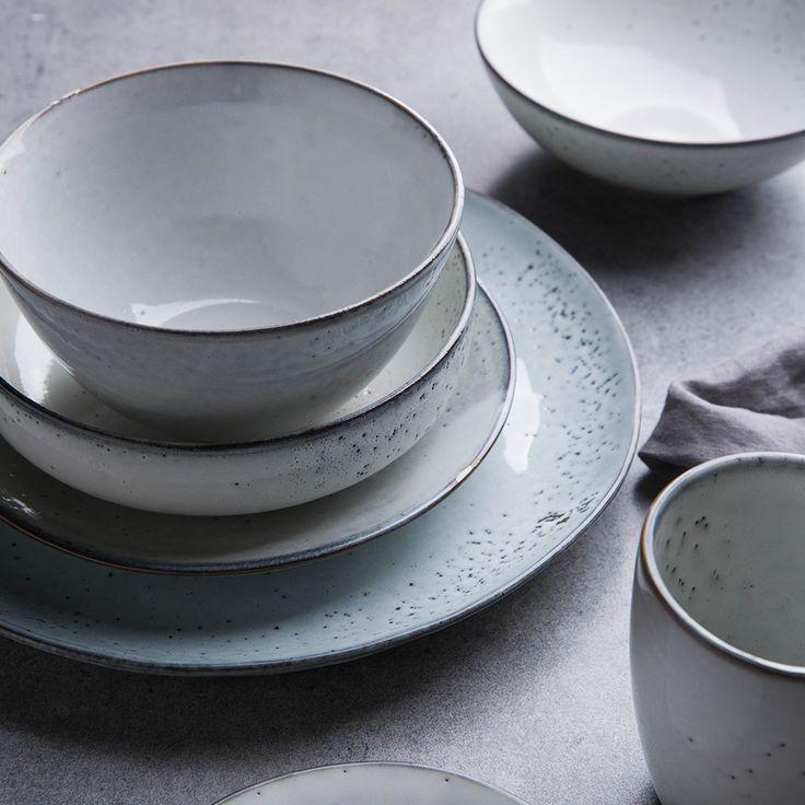 Retro criativo Copos de Gergelim Esmalte Tigela Tigela de Arroz de Louça Cerâmica Prato de Salada em Conjuntos de louça de Home & Garden no AliExpress.com | Alibaba Group