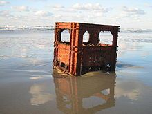 Definition of Flotsam and jetsam, lagan, derelict - Wikipedia, the free encyclopedia