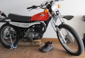 1973 HONDA ELSINORE MT250 TRAIL BIKE, VMX,ENDURO,VINTAGE ,VERY RARE,COLLECTABLE For Sale Wollongong,New South Wales, Australia | AutoMotoClassicSale.com