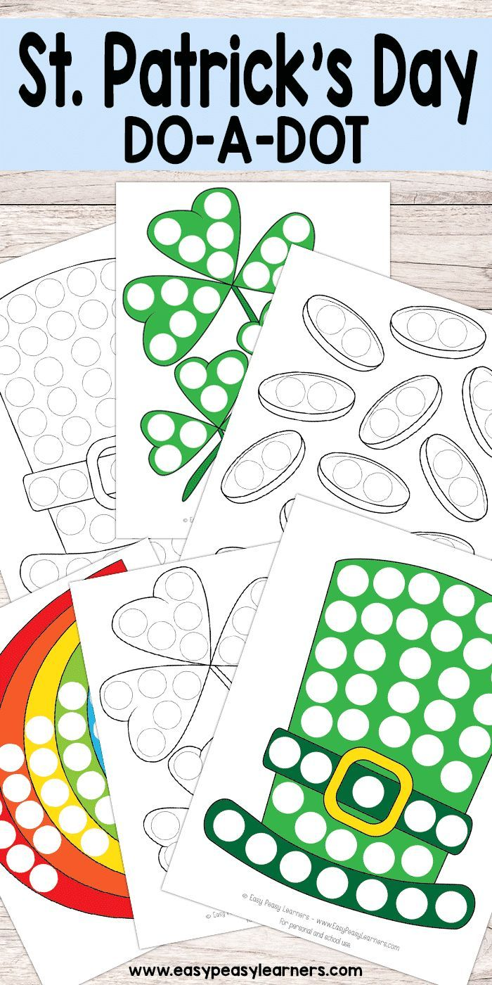 163 best Do A Dot Activities images on Pinterest | Fine motor, Fine ...