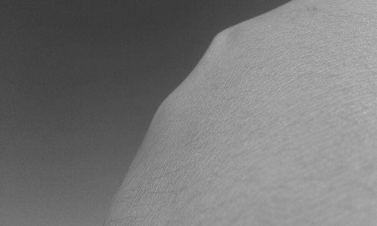 part del cos (que sembla sorra)