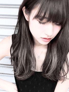 suburbia【サバービア】 グラデーションカラー青山ブリーチ学生高校生☆81