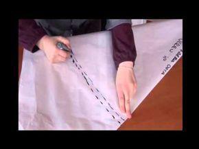 Modelistlik, Elde kalıp, Kloş etek, ders / 5 How To Sew a Circle Skirt? - YouTube
